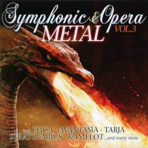Various Artists - Symphonic & Opera Metal Vol. 3 (2017) 320 kbps