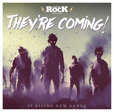 Various Artists - They're Coming [Classic Rock - ROC239-08-17] (2017) 320 kbps