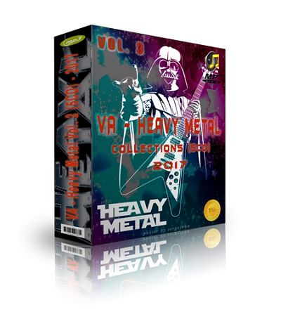 Various Artists - Heavy Metal Collections Vol. 3 [5CD] (2017) 320 kbps