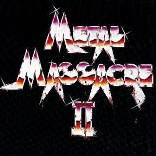 Various Artists - Metal Massacre 2 (1994) 320 kbps