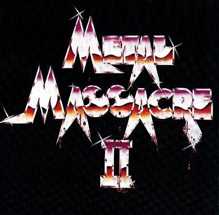 Various Artists - Metal Massacre 2 (1994) 320 kbps