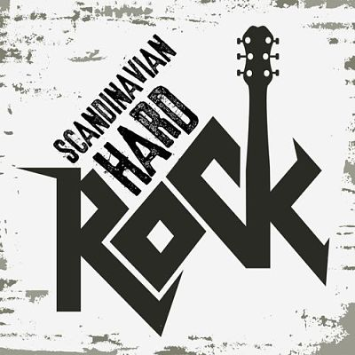 Various Artists - Scandinavian Hard Rock (2017) 320 kbps