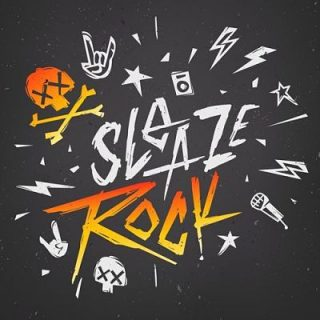 Various Artists - Sleaze Rock (2017) 320 kbps