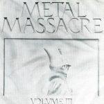 Various Artists – Metal Massacre 3 (1994) 320 kbps