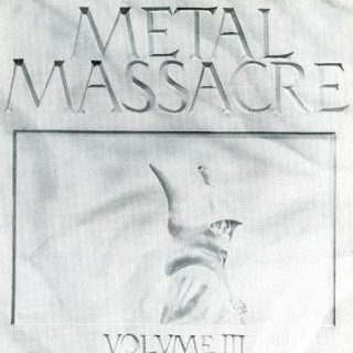 Various Artists - Metal Massacre 3 (1994) 320 kbps