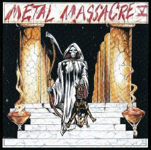 Various Artists- Metal Massacre 5 (1994) 320 kbps