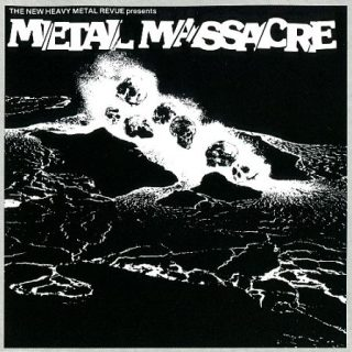 Various Artists - Metal Massacre (1994) 320 kbps