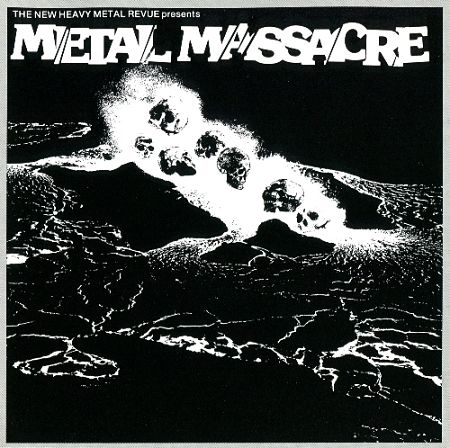 Various Artists - Metal Massacre (1994) 320 kbps