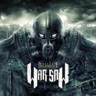 War-Saw - Nuclear Nightmare (2013) 320 kbps