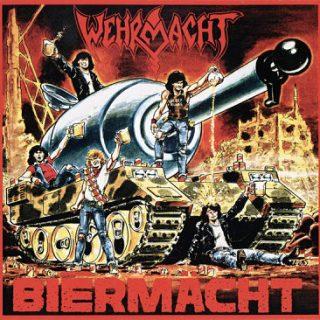 Wehrmacht - Biermächt (1989) [Remastered, 2010] 320 kbps + Scans