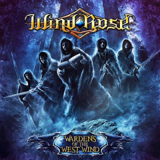 Wind Rose - Wardens Of The West Wind (2015) 320 kbps + Scans