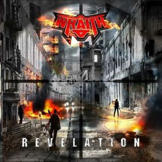 Wraith - Revelation (2017) 320 kbps