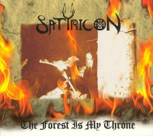 1995 - The Forest is My Throne, Yggdrasill (Split)