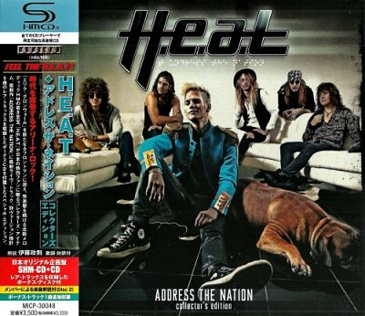 2012 (13-9-18) – Address The Nation - Collector's Edition 2CD