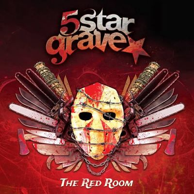 5 Star Grave - The Red Room (2017) 320 kbps
