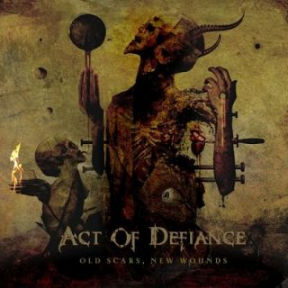 Act of Defiance - Old Scars, New Wounds (2017) 320 kbps