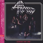 Air Raid – Across the Line [Japanese Edition] (2017) 320 kbps + Scans
