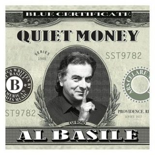 Al Basile - Quiet Money (2017) 320 kbps