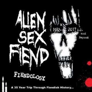 Alien Sex Fiend - Fiendology: 35 Year Trip Through Fiendish History [3CD] (2017) 320 kbps