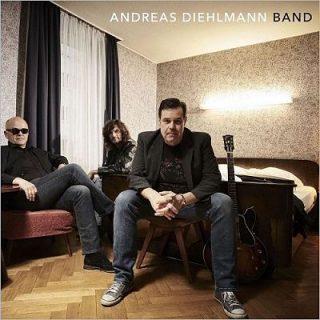 Andreas Diehlmann Band - ADB (2017) 320 kbps