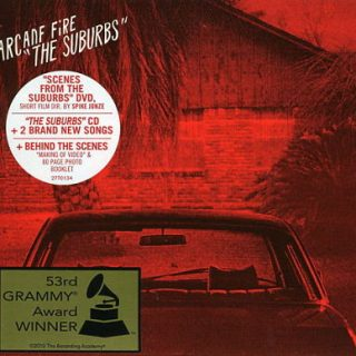 Arcade Fire - The Suburbs [Deluxe Edition] (2011) 320 kbps + Scans