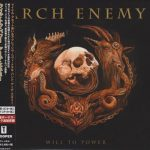 Arch Enemy – Will To Power [Japanese Edition] (2017) 320 kbps + Scans