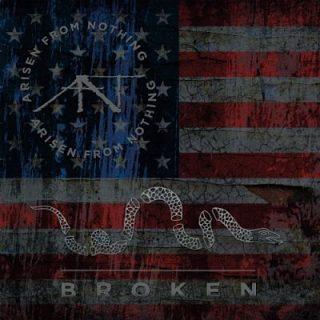 Arisen from Nothing - Broken [EP] (2017) 320 kbps