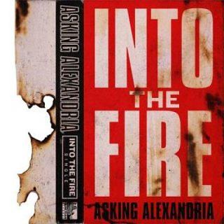 Asking Alexandria - Into the Fire [Single] (2017) 320 kbps