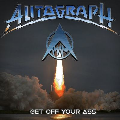 Autograph - Get Off Your Ass! [Japanese Edition] (2017) 320 kbps