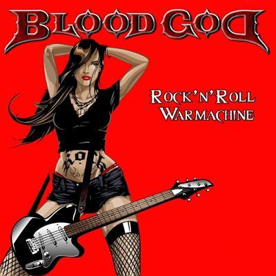 Blood God (Debauchery) - Rock'n'roll Warmachine (2017) 320 kbps