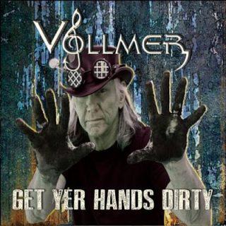 Brian Vollmer (Helix) - Get Yer Hands Dirty (2017) 320 kbps