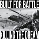 Built For Battle – Killing The Dream (2017) 320 kbps