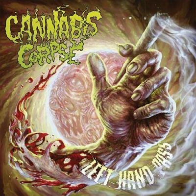Cannabis Corpse - Left Hand Pass (2017) 320 kbps