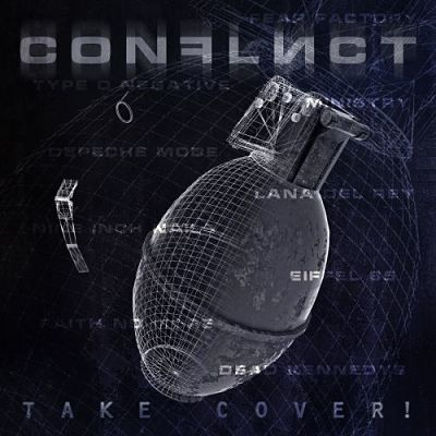 Conflict - Take Cover! (2017) 320 kbps