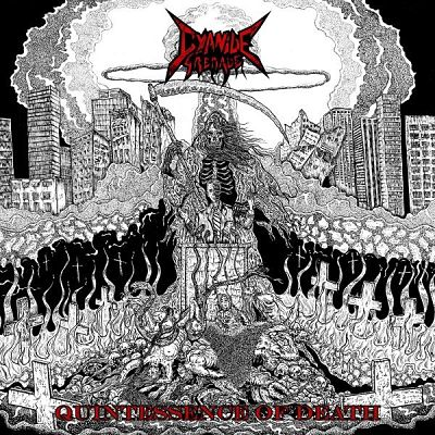 Cyanide Grenade - Quintessence Of Death (2017) 320 kbps