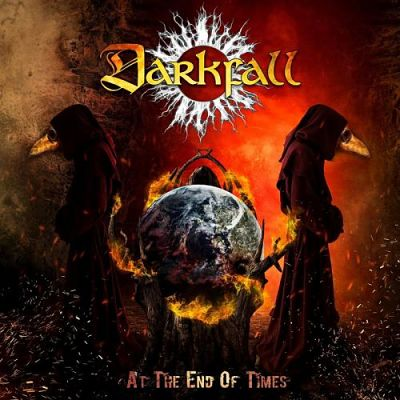 Darkfall - At The End Of Times (2017) 320 kbps