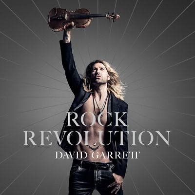 David Garrett - Rock Revolution [Deluxe] (2017) 320 kbps