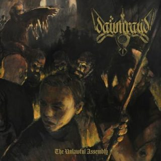 Dawn Ray'd - The Unlawful Assembly (2017) 320 kbps