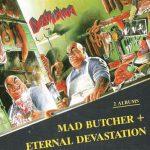 Destruction - Mad Butcher (EP) & Eternal Devastation (1987) [Repress 2000] 320 kbps