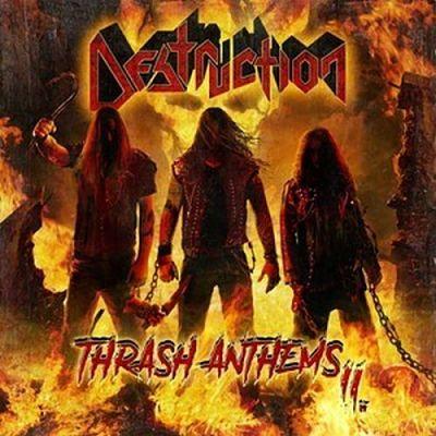 Destruction - Thrash Anthems II (2017) 320 kbps