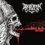 Discreation - End Of Days (2017) 320 kbps