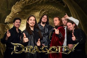 Dragony - Discography (2012-2017) 320 kbps + Scans