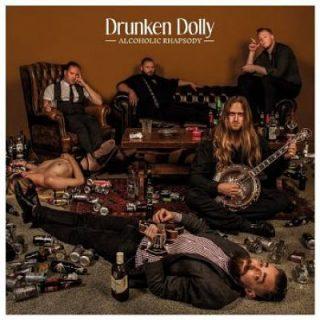 Drunken Dolly - Alcoholic Rhapsody (2017) 320 kbps