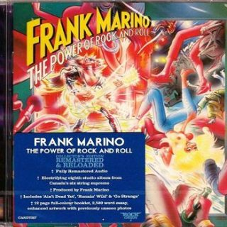 Frank Marino - The Power Of Rock And Roll (1981) [Rock Candy Remastered 2017] 320 kbps