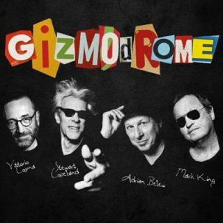 Gizmodrome - Gizmodrome (2017) 320 kbps