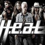 H.e.a.t - Discography (2008-2017) 320 kbps + Scans