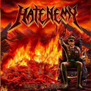 Hatenemy - Reign In Terror (2017) 320 kbps