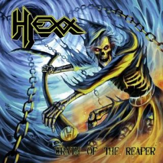 Hexx - Wrath Of The Reaper (2017) 320 kbps