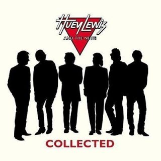 Huey Lewis & The News - Collected [3CD] (2017) 320 kbps
