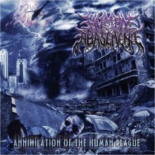 Human Abasement - Annihilation Of The Human Plague (2017) 320 kbps